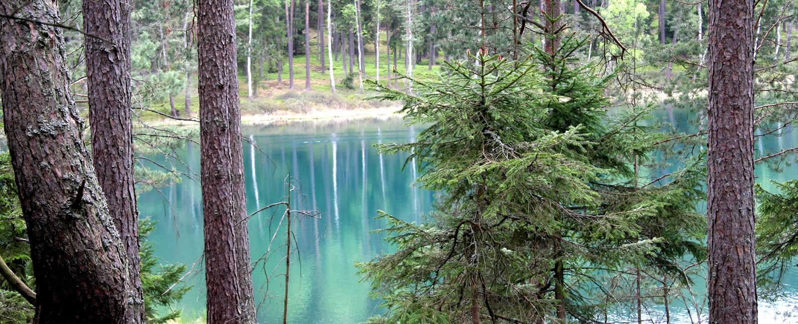 Jezioro Kocioł, Fot. Beata Grabowska
