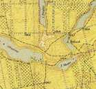 mapa z 1963 roku