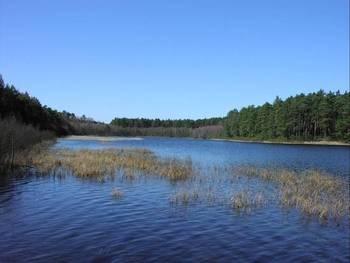 Jezioro Gacno Wielkie fot. B. Grabowska
