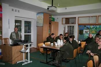 III szkolenie dla pracowników Parku Narodowego