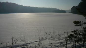 Jezioro Gacno Małe, Fot. Maria Chybowska