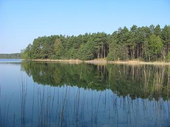 Jezioro Jeleń, Fot. Ewa Tokarska