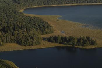 Jezioro Ostrowite, Fot. Wiesław Stępień