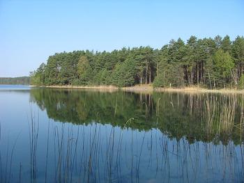 Jezioro Jeleń fot. E. Tokarska