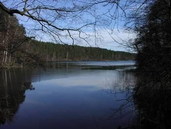 Jezioro Płęsno fot. B. Grabowska