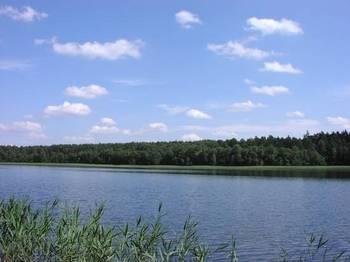 Jezioro Ostrowite fot. B. Grabowska