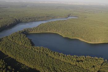 Jezioro Zielone, Fot. Wiesław Stępień