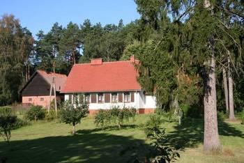 Siedziba Obwodu Ochronnego w Drzewiczu fot. B. Grabowska