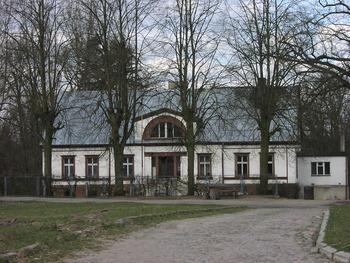 Dwór w Jarcewie (fot. Beata Grabowska)