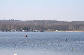 Jezioro Charzykowskie (fot. Magdalena Kochanowska)