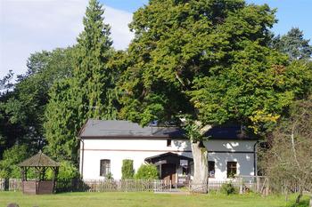Siedziba Obwodu Ochronnego Bachorze (fot. Maria Chybowska)