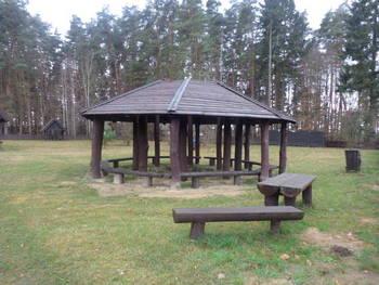 Modernizacja miejsca wypoczynku dla turystów