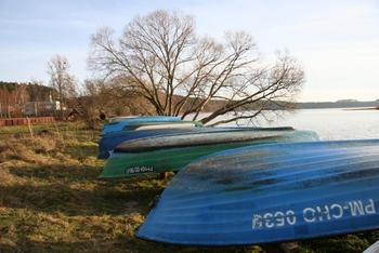 Cumowisko łodzi w Bachorzu – są jeszcze wolne miejsca