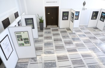 Wystawa w Senacie Rzeczypospolitej Polskiej
