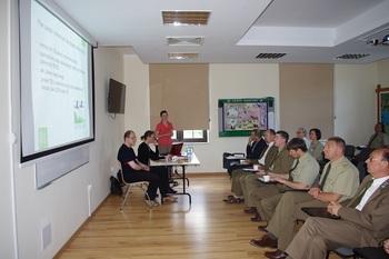 Spotkanie w sprawie planów zadań ochronnych dla obszarów Natura 2000
