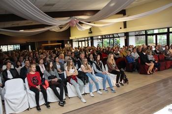 W wykładzie uczestniczyły dzieci, młodzież i osoby starsze fot. B. Grabowska