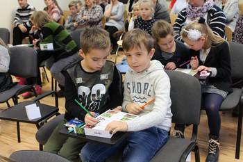 Podczas zmagań konkursowych fot. B. Grabowska