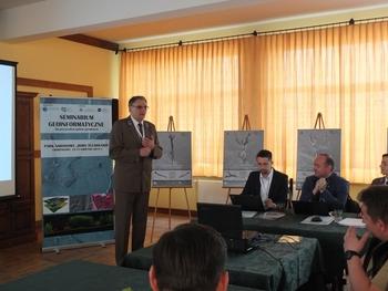 Dyrektor PN Bory Tucholskie Janusz Kochanowski, fot. K.Lubińska