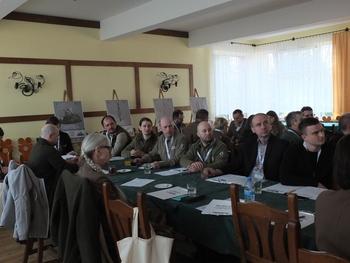 Uczestnicy seminarium, fot. K. Lubińska
