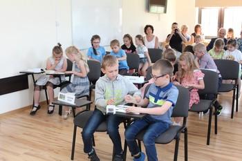 Finał XII Powiatowego Wiosennego Konkursu Wiedzy Przyrodniczej