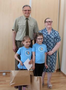Zwycięzcy XII edycji konkursu fot. B. Grabowska