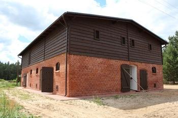 Budynek inwentarski po przebudowie