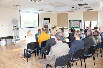 Spotkanie podsumowujące projekt budowy Zagrody Pokazowej Zwierząt