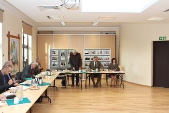 Posiedzenie Rady Naukowej Parku Narodowego