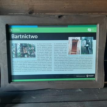 tablica informacyjna 40 x 60 cm