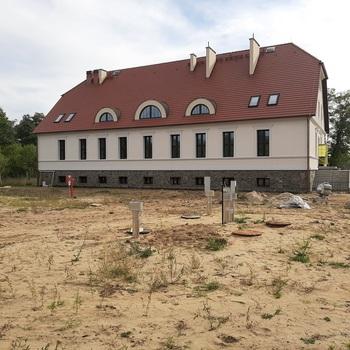 """Budynek muzeum przyrodniczego Parku Narodowego """"Bory Tucholskie"""" jest już prawie gotowy!"""