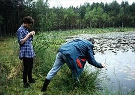 Badania nad florą ekosystemów wodnych