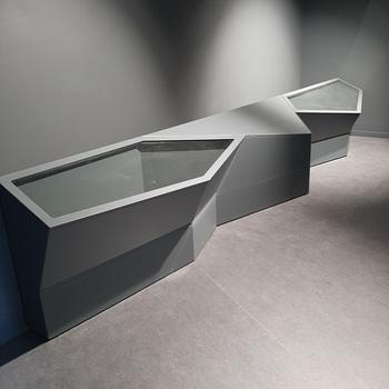 konstrukcja pod modele ryb